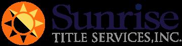 Sunrise Title Services, Inc. Logo